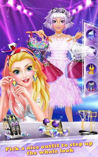 Superstar Hair Salon 4 تصوير الشاشة