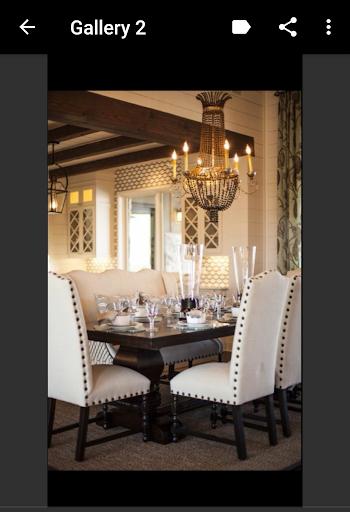Dining Room Decorating Ideas screenshot 3