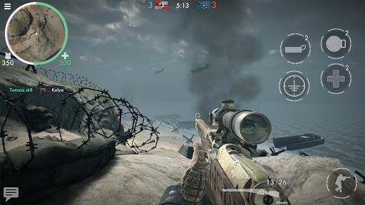 World War Heroes: WW2 FPS 1 تصوير الشاشة