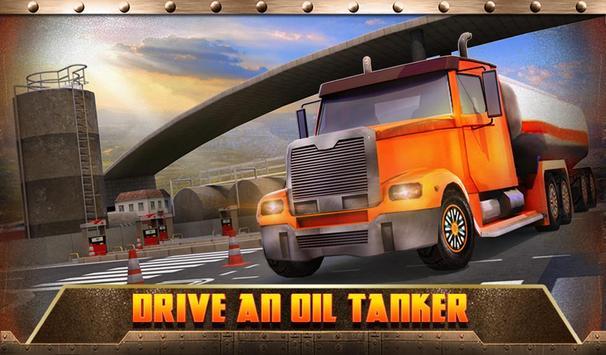 Oil Transport Truck 2016 screenshot 11