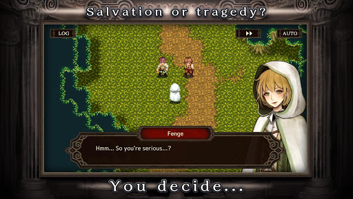 RPG Monochrome Order screenshot 1