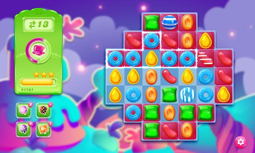 Candy Crush Jelly Saga 6 تصوير الشاشة