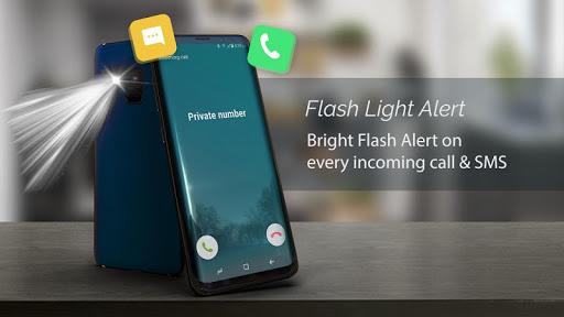 Flash Alert : Flash on Call and SMS alerts screenshot 3