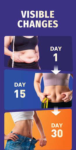 Lose Belly Fat at Home - Lose Weight Flat Stomach screenshot 5