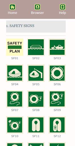 Marine Safety Signs screenshot 2