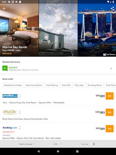 Wego Flights, Hotels, Travel Deals Booking App screenshot 24