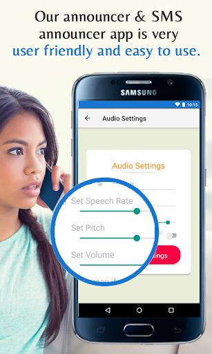 Caller Name Announcer  : Hands-Free Pro 3 تصوير الشاشة