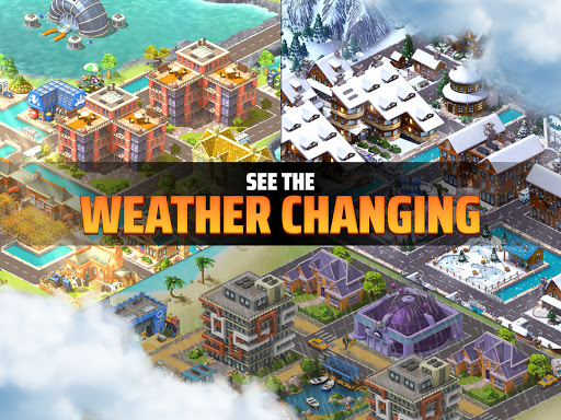City Island 5 - Tycoon Building Simulation Offline 19 تصوير الشاشة
