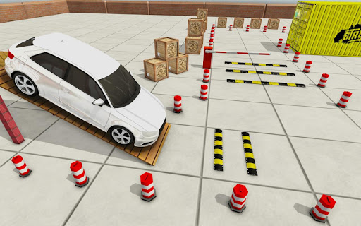 Modern Car Parking Free Games 3D – New Car Games скриншот 2