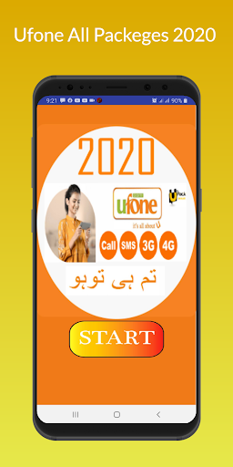 Ufone All Packeges 2020 Latest Updates screenshot 1