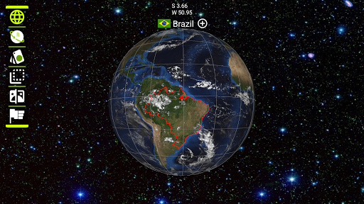 Earth 3D screenshot 2