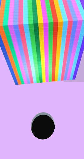Color Hole 3D 2 تصوير الشاشة