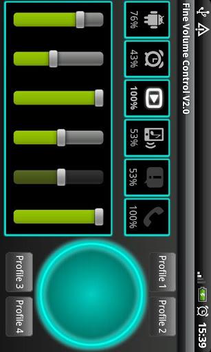 Fine Volume Control V2 (Trial) 2 تصوير الشاشة