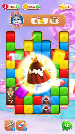 Sweet Escapes: Design a Bakery with Puzzle Games screenshot 6