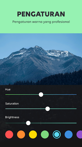 B612 - Beauty & Filter Camera screenshot 5