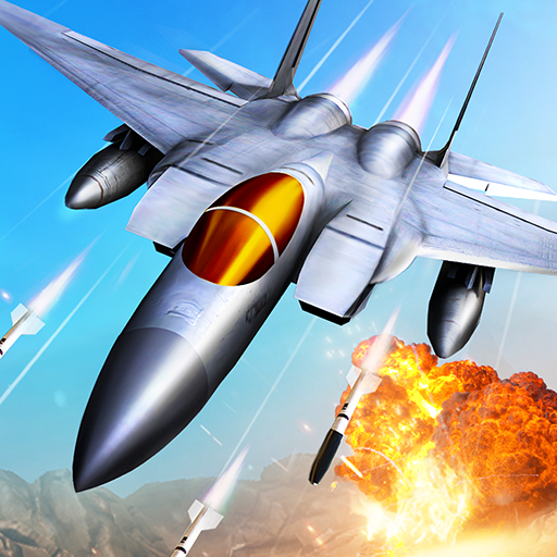 Critical Air Strike - Jet Fighting Games 2021 icon