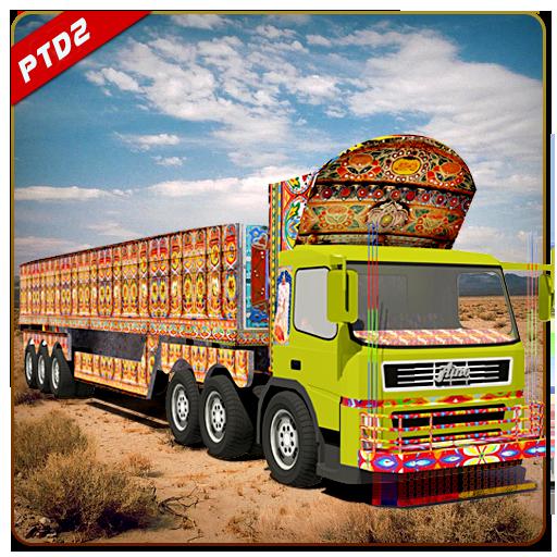Pak Truck Driver 2 icon