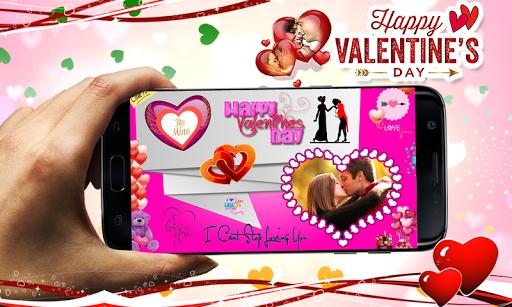 Valentine Photo Frames 2019 4 تصوير الشاشة
