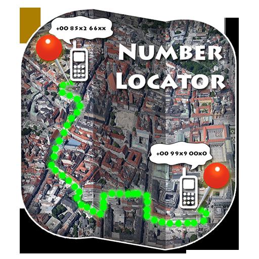 Caller ID & Number Locator - Mobile Number Finder icon