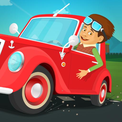 Garage Master - fun car game for kids & toddlers icon