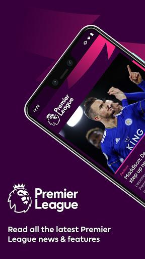 Premier League - Official App screenshot 1