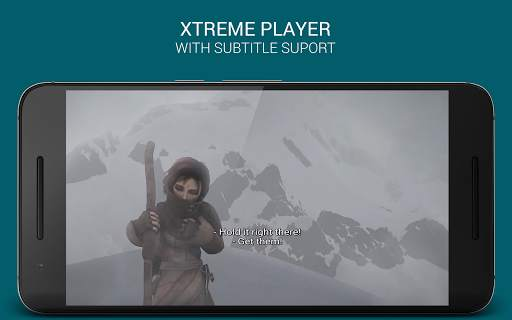XtremePlayer HD Media Player 3 تصوير الشاشة