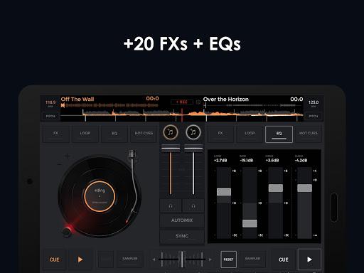 edjing Mix - Free Music DJ app 10 تصوير الشاشة