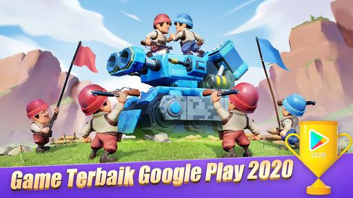 Top War: Battle Game screenshot 1