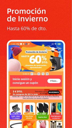 AliExpress - Compra fácil, vive mejor screenshot 8