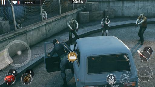 Left to Survive: Dead Zombie Shooter. Apocalypse screenshot 3