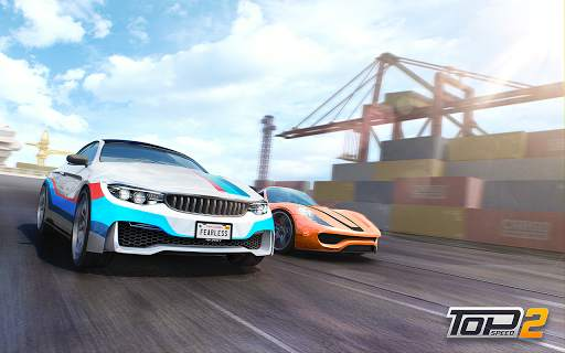 Top Speed 2: Drag Rivals & Nitro Racing screenshot 5
