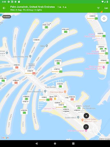 Wego Flights, Hotels, Travel Deals Booking App screenshot 9