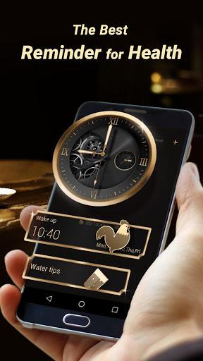 GO Clock - Alarm Clock & Theme screenshot 2