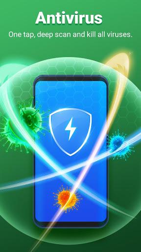 APUS Security: Antivirus Gratis, Security Master screenshot 1