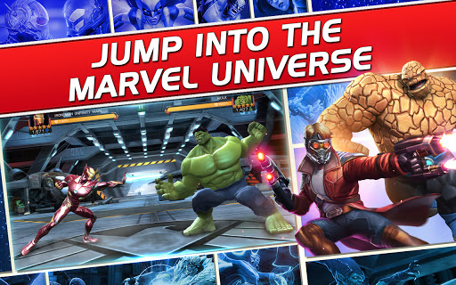 Marvel Contest of Champions स्क्रीनशॉट 5