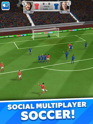 Score! Match - PvP Soccer screenshot 13