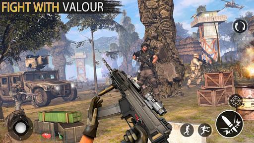Mountain Assault Shooting 2019– Shooting Games 3D screenshot 1