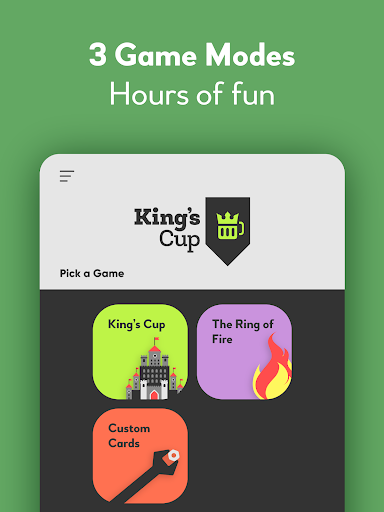 King's Cup: Dirty Drinking Game screenshot 6