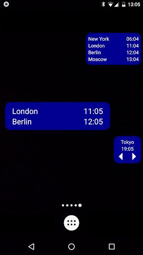 World Clock & Widget screenshot 2