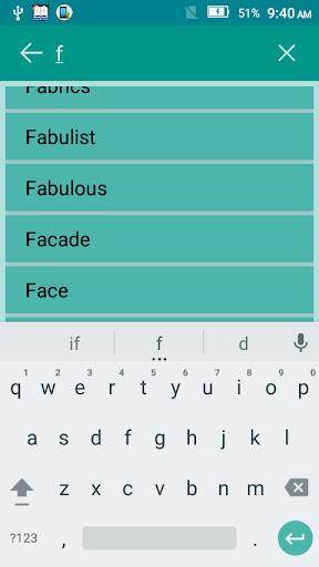 English To Marathi Dictionary screenshot 2