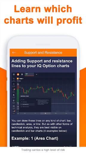 Forex Trading IQ Option Guide screenshot 6