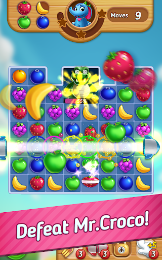 Fruits Mania : Elly's travel screenshot 4