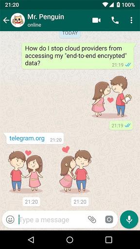New Stickers For WhatsApp - WAStickerapps Free screenshot 3