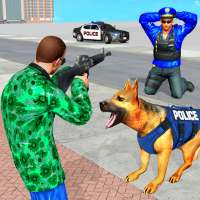 Police Dog Gangster Crime Chase: Police Dog Games on APKTom