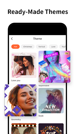 VivaVideo - Video Editor & Video Maker screenshot 2