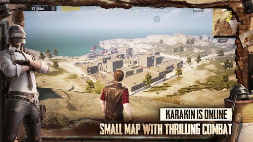 PUBG MOBILE - KARAKIN screenshot 2