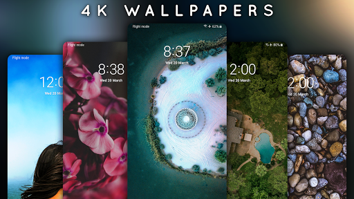 4K Wallpapers - Auto Wallpaper Changer screenshot 8