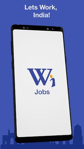 WorkIndia Job Search App - Free HR contact direct 6 تصوير الشاشة