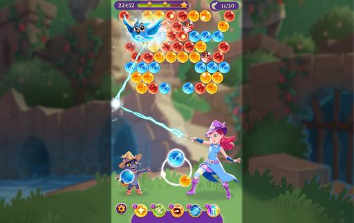 Bubble Witch 3 Saga 24 تصوير الشاشة