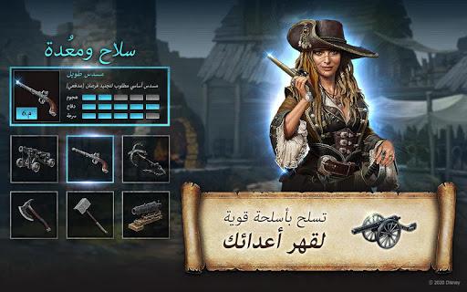 Pirates of the Caribbean: Tides of War 3 تصوير الشاشة